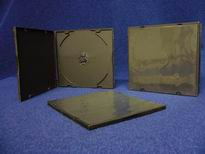 5mm CD Case Single - Black