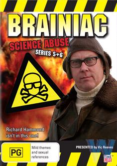 Brainiac - Science Abuse : Series 5, 6