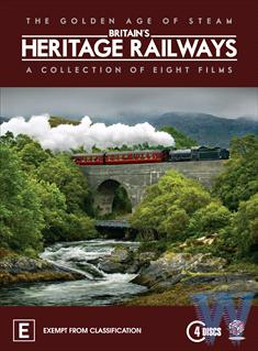 Britain&#039;s Heritage Railways