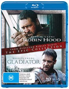 Robin Hood / Gladiator