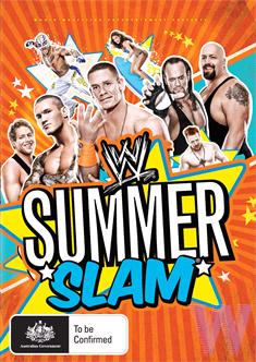 WWE -  Summer Slam 2010