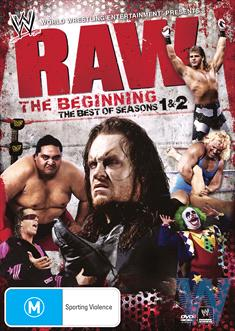 WWE - Raw : The Beginning Seasons 1 & 2