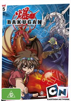Bakugan - Vol 05 - Evolution Revolution