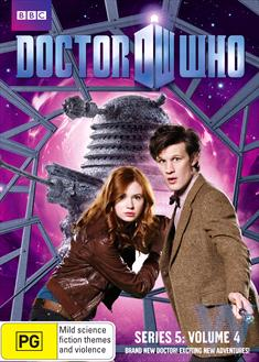 Doctor Who - Series 05 - Vol 04