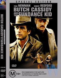 BLU: BUTCH CASSIDY &amp; SUNDANCE KID