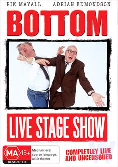Bottom - 1993- The Live Stage Show