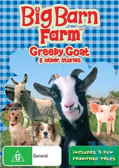 Big Barn Farm - Greedy Goat & Other Stories