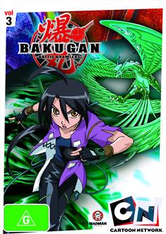 Bakugan - Vol 03 - Good Versus Evil