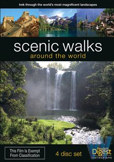 Scenic Walks Around The World