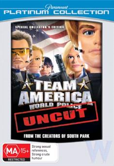 Team America: Uncut (Paramount Platinum Collection)