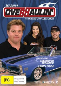Overhaulin' - Season 4 : Tricked Out Collection