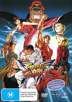 Streetfighter 2 V - Complete Series
