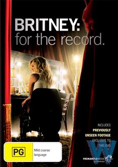 Britney - For The Record
