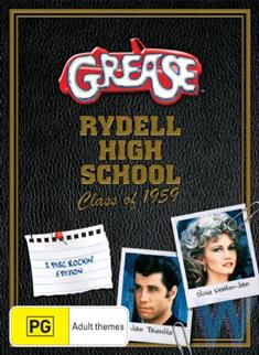 GREASE (2-DISC ROCKIN EDITION)