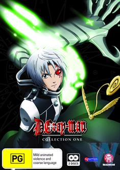 D.Gray-Man : Collection 1 : Eps 01-13 | Slimpack