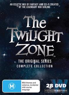Twilight Zone, The - The Original Series - Complete Collection