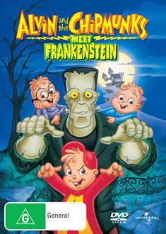 Alvin &amp; Chip Meet Frankenstein