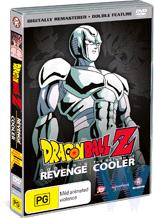 Dragon Ball Z Remastered Movie Collection (Uncut) Vol 03 - Cooler's Revenge / Return of Cooler