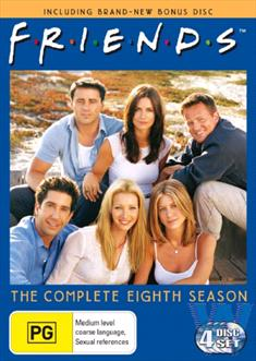 Friends - Series 08 - Special Edition