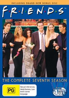 Friends - Series 07 - Special Edition