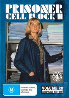 Prisoner: Cell Block H - Volume 28 - Episodes 433-448