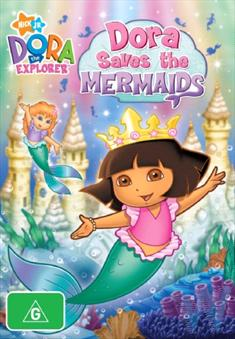 Dora The Explorer - Dora Saves The Mermaid