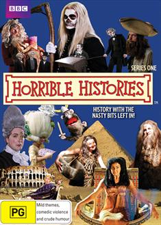Horrible Histories : Series 1