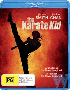 KARATE KID (2010)