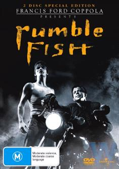 Rumble Fish  - Special Edition