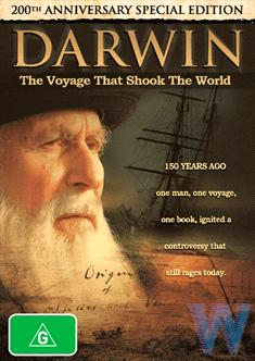 Darwin - The Voyage That Shook The World : 200th Anniversary Special Edition