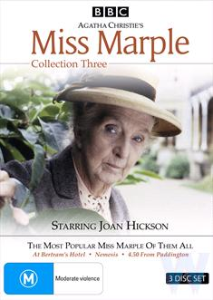 Agatha Christie's Miss Marple - Collection 03