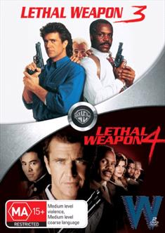 Lethal Weapon 3 + 4 | Double Pack
