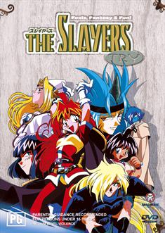 Slayers Try Collection, The