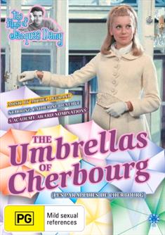 The Umbrellas of Cherbourg - Movie info: cast, reviews, trailer on
