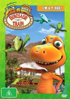 Jim Henson's Dinosaur Train: I'm A T.Rex!