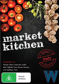 Market Kitchen - Global Diaries : Italy