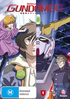 Mobile Suit Gundam - Unicorn : Vol 01