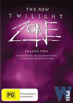 New Twilight Zone, The - Season 2