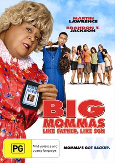 BIG MOMMA&#039;S HOUSE 3