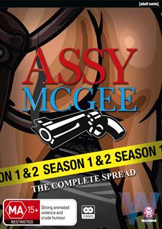Assy McGee - The Complete Spread : Season 1-2