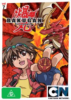 Bakugan - Vol 07