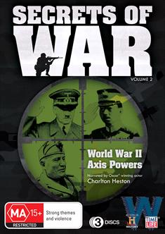 Secrets Of War - World War II Axis Powers