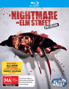 Nightmare On Elm Street - Collection | Boxset