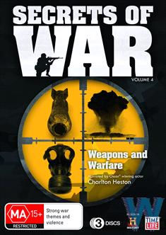Secrets Of War - Weapons & Warfare