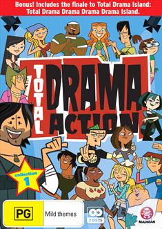 Total Drama Action : Collection 1