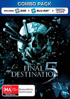 2-BDS-FINAL DESTINATION 5 COMBO (Inc. BD &amp; DCON)