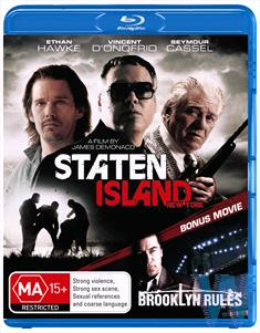 Staten Island/Brooklyn Rules Double Feature