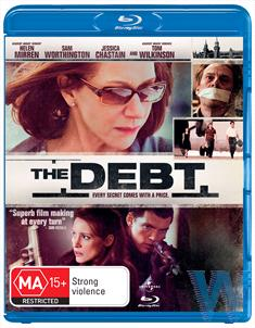 DEBT, THE (2010) BD