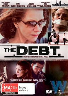 DEBT, THE (2010) DVD