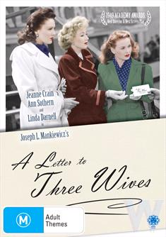 Letter To Three Wives, A